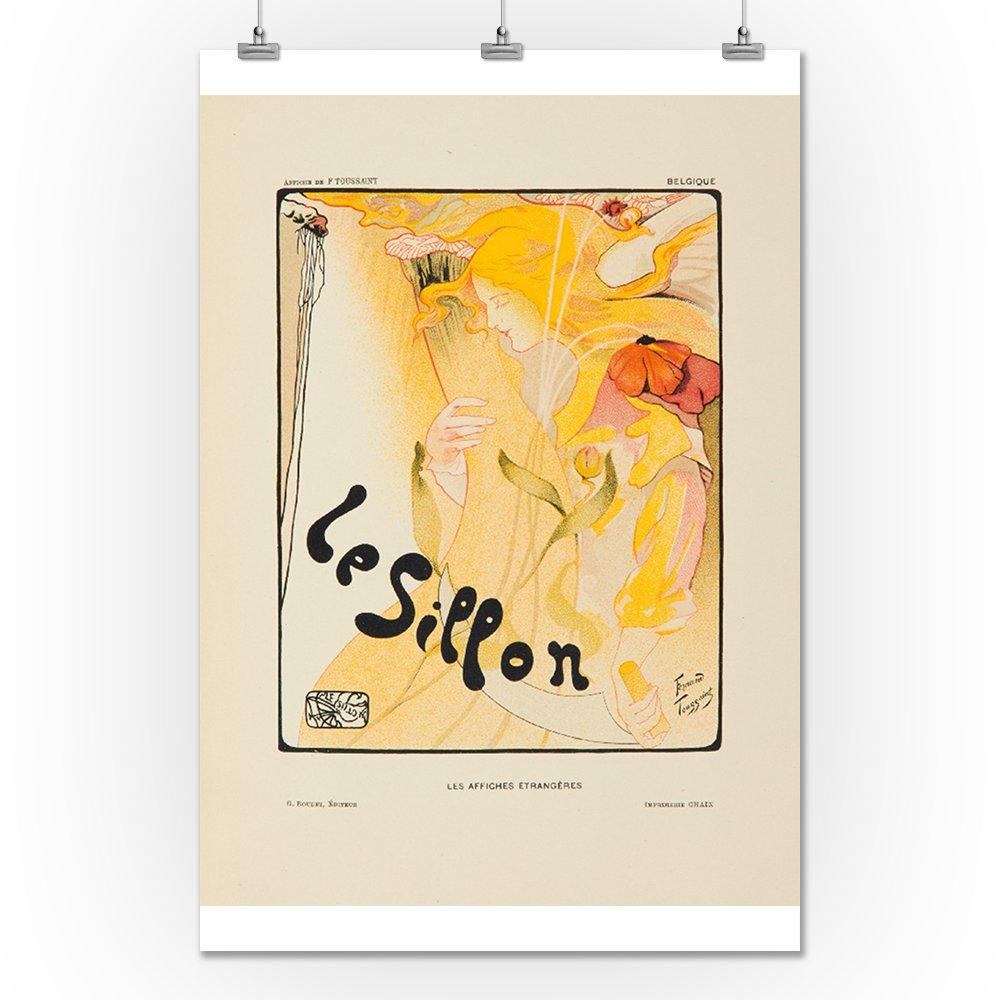 Amazon.com: Les Affiches Etreangeres Illustrees (Le Sillon ...