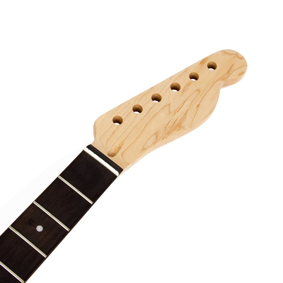 Matt style Finished Electric Guitar Neck 22 Frets Rosewood Fretboard Replacement wholesale 4pcs by Kmise (Image #5)