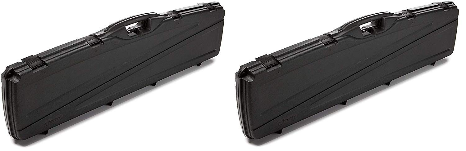 Plano Single Scoped or Double Non-Scoped Rifle Case (Pack of 2)