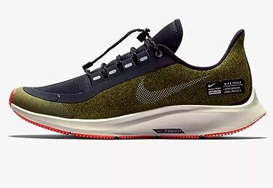 a45c2716109f Nike Air Zoom Pegasus 35 Shield Gs Big Kids Aq8779-300 Size 7