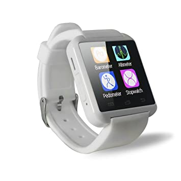Yuntab Bluetooth Smart Watch WristWatch U8, Fit for IOS Apple ...