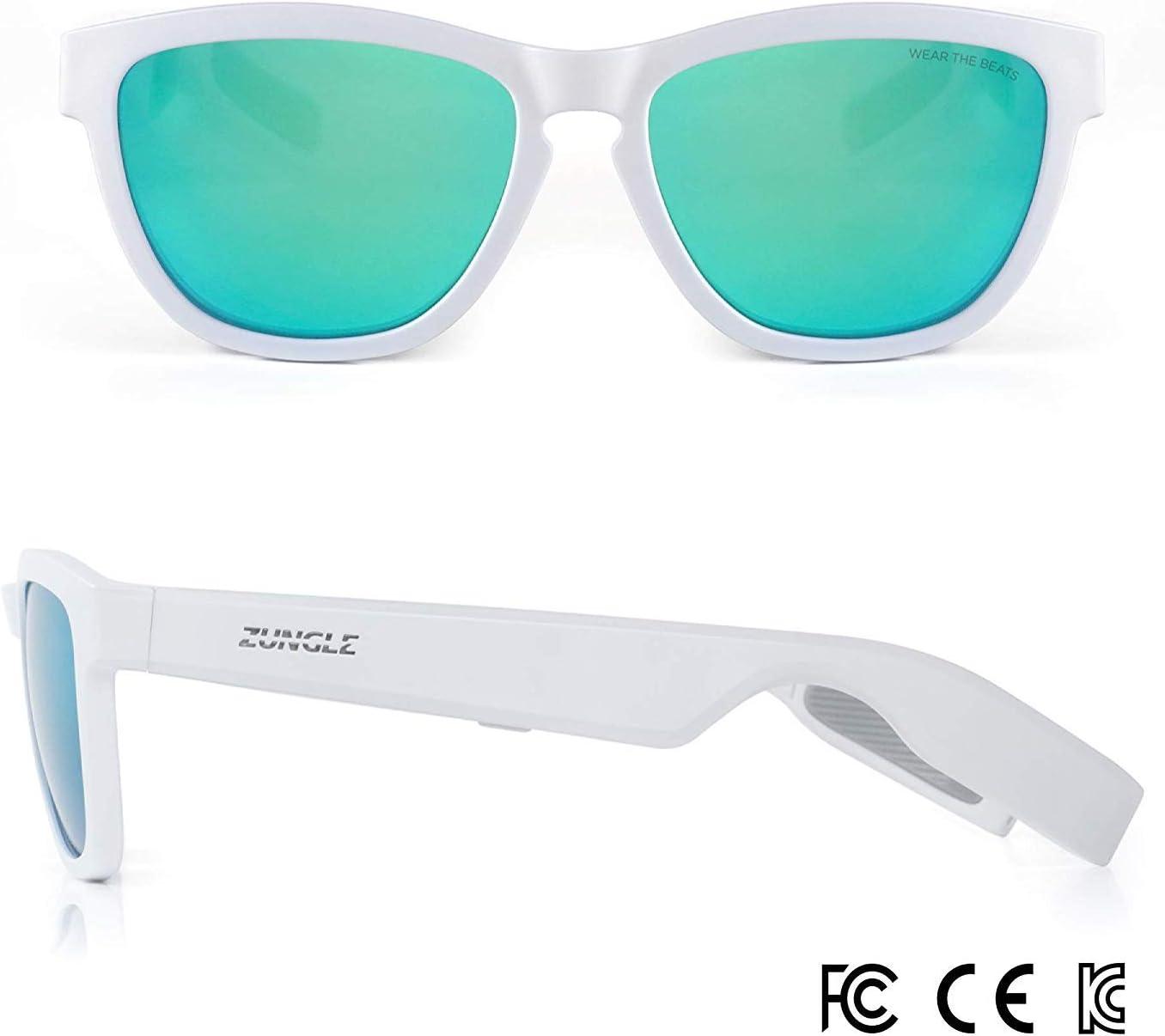 Zungle V2 Viper, Sonnenbrille mit offenem Ohr Echte: Amazon