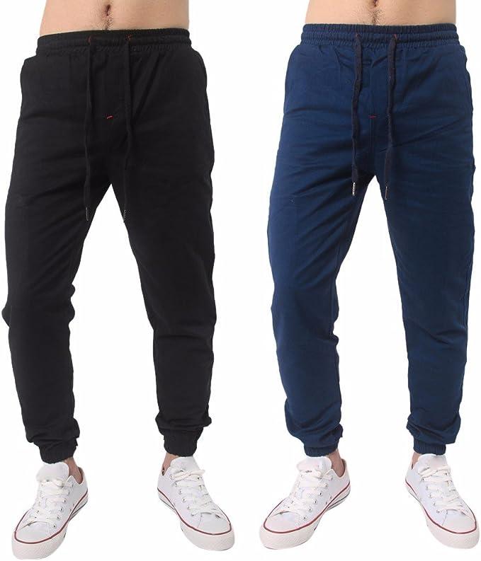 PantalóN Chandal Hombre Ancho Casual Sportwear Baggy Jogger Pants ...