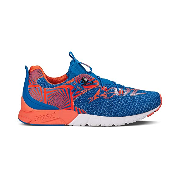 Zoot Zoot Men Triathlon Running Shoe Makai Color Vivid Blue/Mandarin M Makai - Vivid Blue/Mandarin 49: Amazon.es: Zapatos y complementos