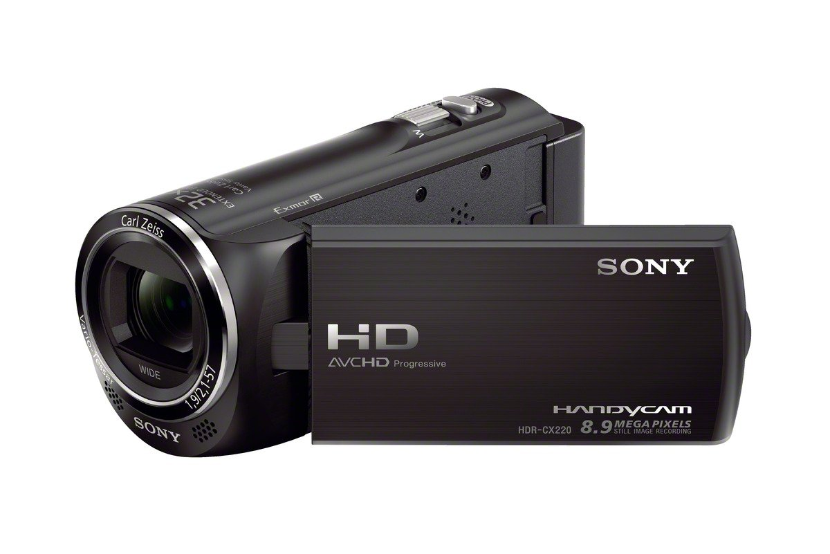 amazon com sony hdr cx220 b high definition handycam camcorder rh amazon com Real Estate Buyers Guide Stevens Point Buyer's Guide