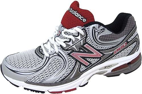 New Balance Mr860Rs, Zapatillas de Running para Hombre, Plateado, UK12: Amazon.es: Zapatos y complementos