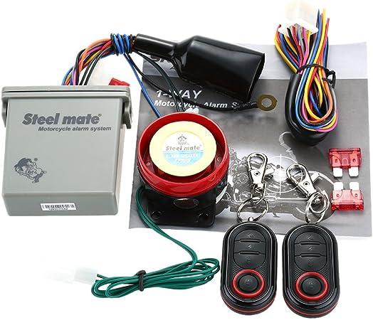 Steelmate 986E - Sistema de Alarma 1 Via Arranque de Motor a