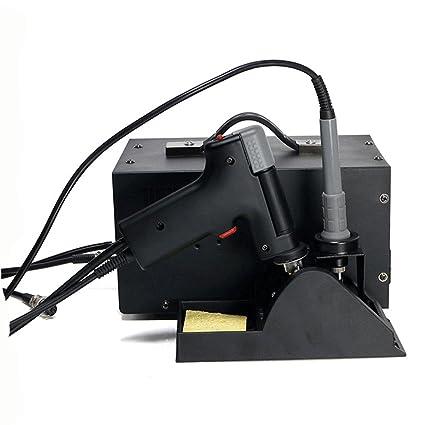 Estación desoldadora aspira Estaño Soldador Pistola y capacitivo YIHUA 948 10 brocas 948y tech-work: Amazon.es: Industria, empresas y ciencia
