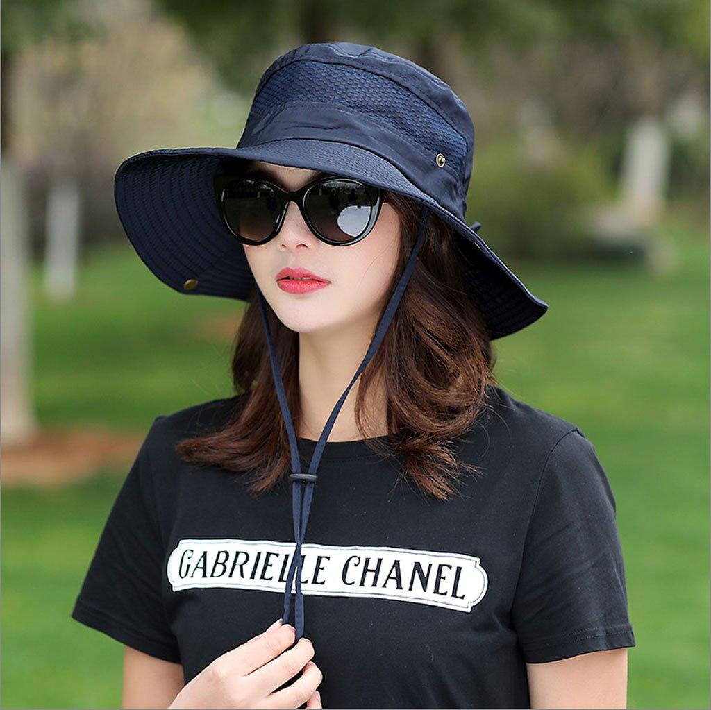 multicolor opzionale cappello da spiaggia Cappello estivo da donna giovanile cappello da sole femminile cappello da sole visiera maschio pescatore cappello da sole cappello da sole maglia mimetica