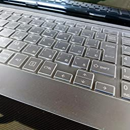 Amazon Co Jp エレコム キーボードカバー 東芝 ノート Dynabook Tシリーズ対応 Pkb Dbtx11 パソコン 周辺機器