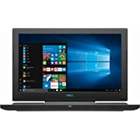 "Dell G7 15.6"" Laptop - Intel Core i7 - 16GB Memory - NVIDIA GeForce GTX 1060 - 128GB Solid State Drive + 1TB Hard Drive - Licorice Black"