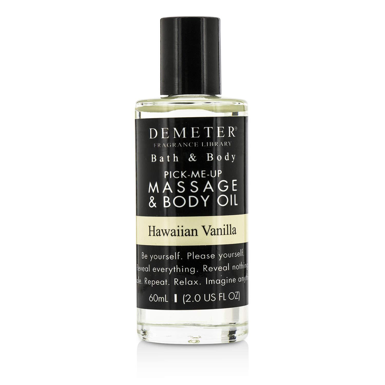 Demeter Hawaiian Vanilla Massage & Body Oil 60ml/2oz