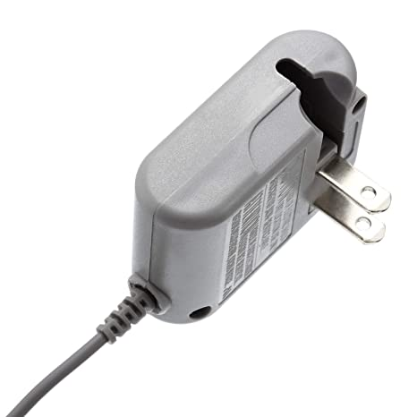AC Adapter Charger Home Travel Charger Wall Plug Power Adapter (100-240 v) Compatible with Nintendo NDSL, NDS Lite