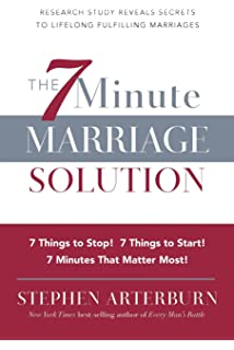7 minute marriage solution