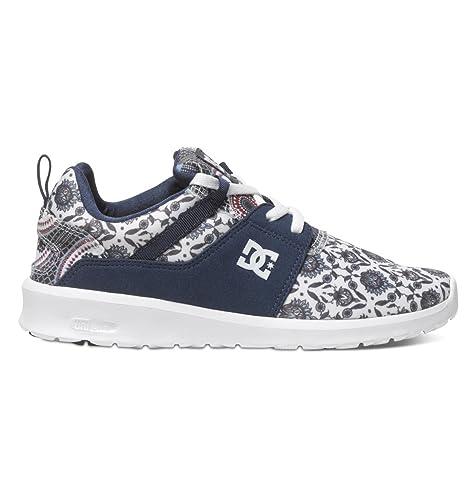 37d9c103b6 DC Shoes Heathrow Se J - Zapatillas de Deporte Mujer  Amazon.es  Zapatos y  complementos