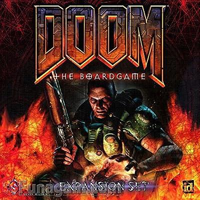 Doom: The Board Game Expansion: Amazon.es: Juguetes y juegos