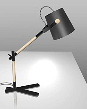Lámpara de mesa de articuliée NORDICA-diseño: Amazon.es ...