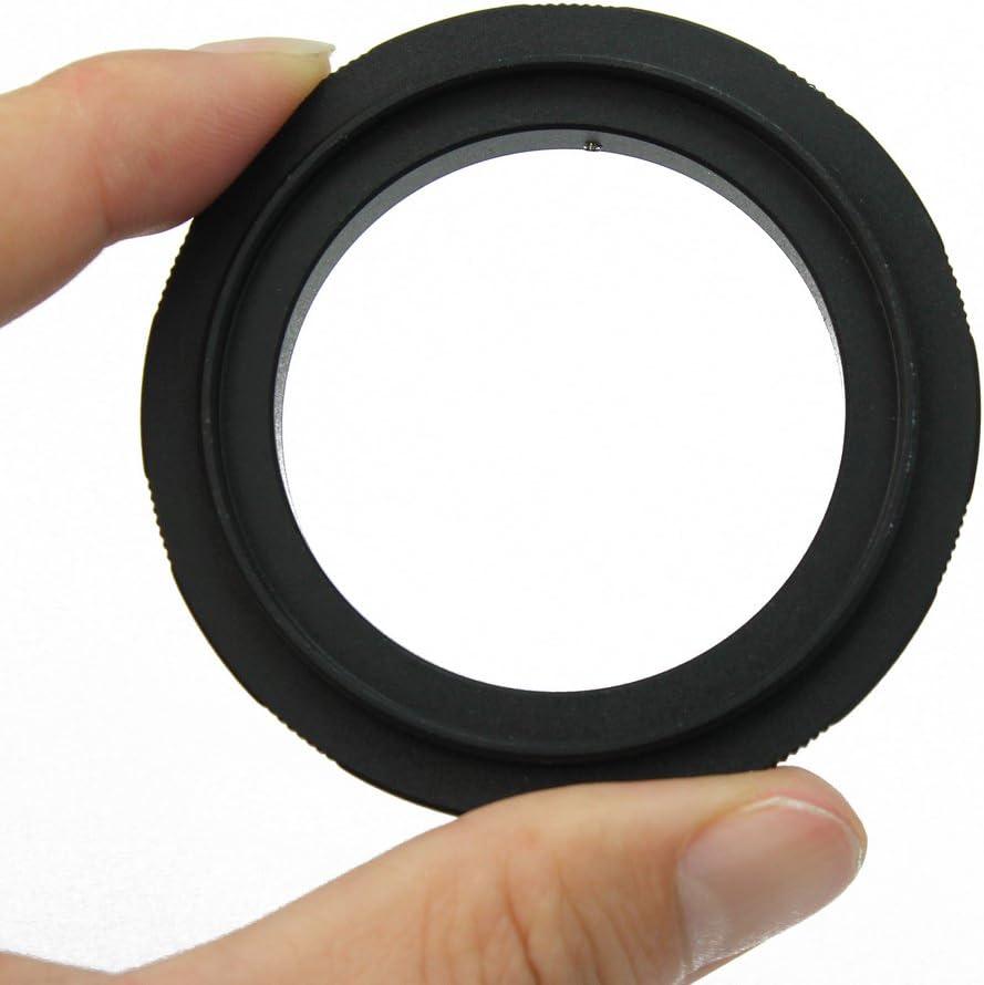 Refaxi Practical 52mm Macro Reverse Adapter Ring for Nikon Digital SLR Camera Body New
