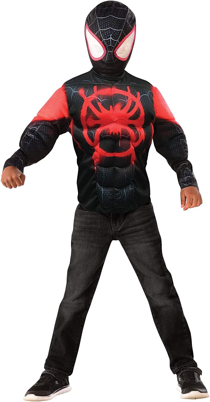Rubies Spiderman Disfraz de Spider-Verse, Multicolor, talla única ...