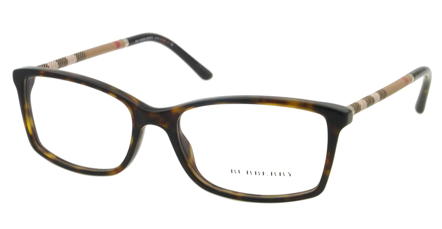 be80044713c9 Burberry Glasses 3002 Tortoise 2120 Rectangle Sunglasses Size 53:  Amazon.ca: Sports & Outdoors
