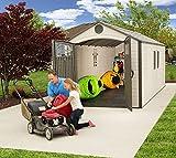 Lifetime Storage Shed 60120 8 ft x 20 ft Building Kit
