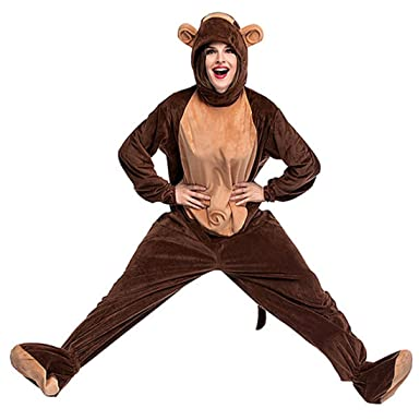Adults for monkey pajamas Onesie