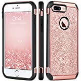 Best Cases With Roses - iPhone 7 Plus Case, BENTOBEN Glitter Bling Sparkly Review
