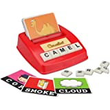 Colawind Literacy Card Game -Teaches Word Recognition, Spelling & Increases Memory,Best Educational Toy for Kid (3 Years & Up)