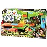 Bug Attack Combo Rapid Eliminator Dart Gun Target Game