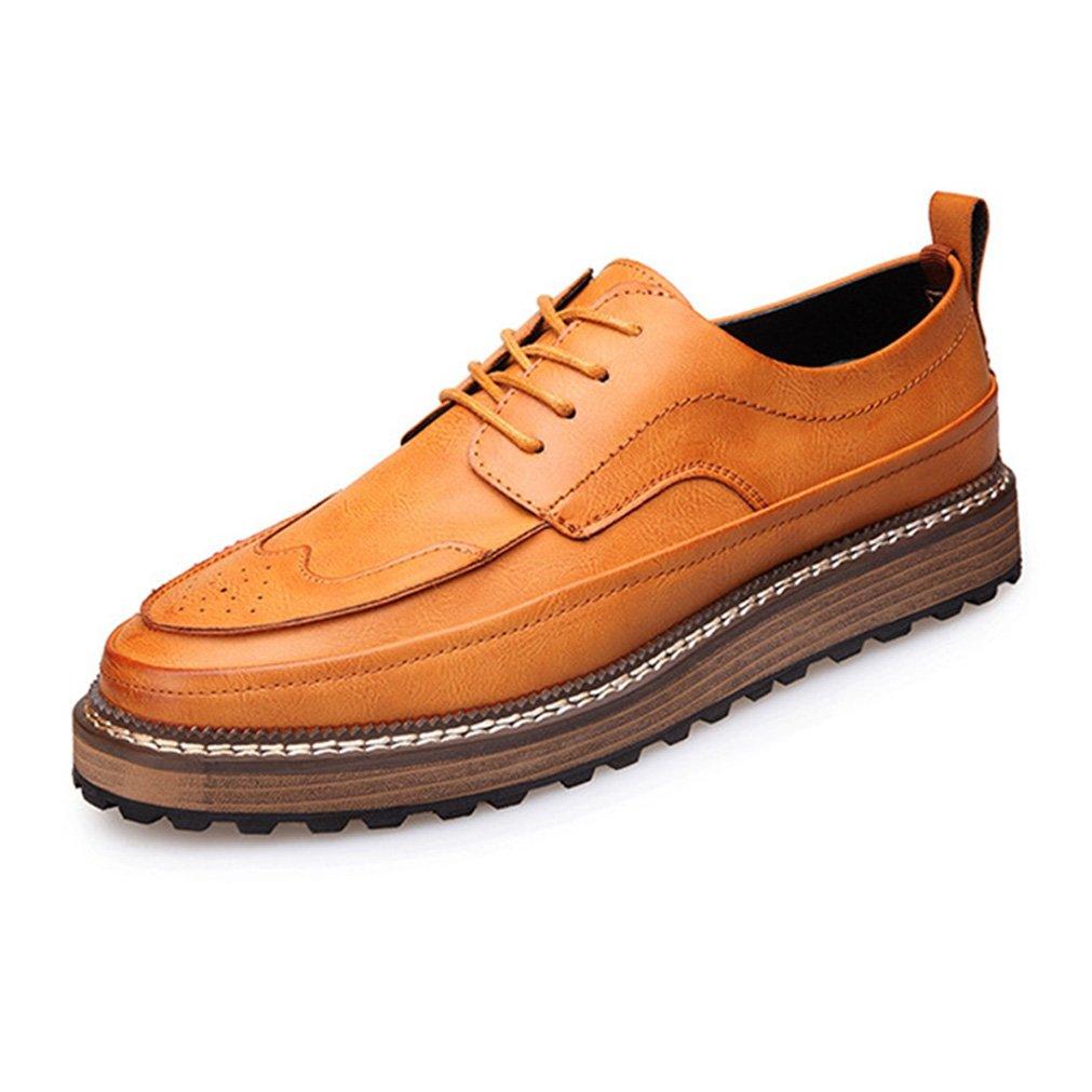Feidaeu - Zapatos Hombre 39 EU Gelb9 Zapatos de moda en línea Obtenga el mejor descuento de venta caliente-Descuento más grande