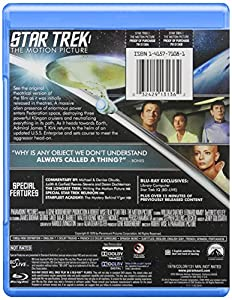 Star Trek I: The Motion Picture [Blu-ray] by Paramount