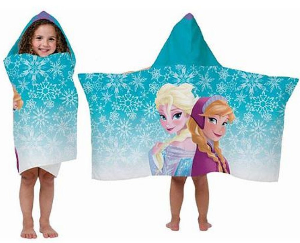 Wonderful Amazon.com: Disney Frozen Hooded Towel Wrap / Cape   Elsa And Anna: Baby