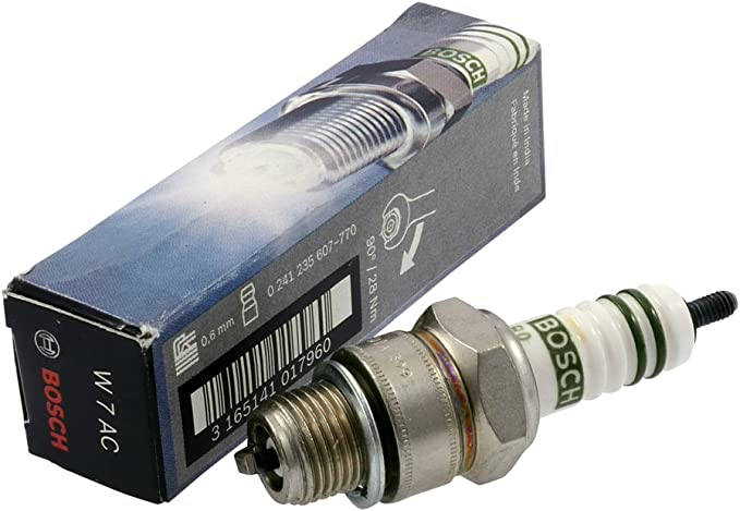 Bosch W7ac B6hs Zündkerze Kompatibel Für ZÜndapp Gts 50 Super Auto