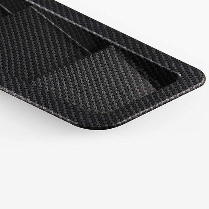 Ocamo 17X5 Inch Universal Hood Vent Louver Cooling Panel Trim Set