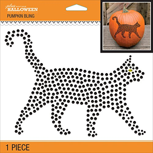 Jolee's Boutique Pumpkin Bling Stickers Small Multicolor ()