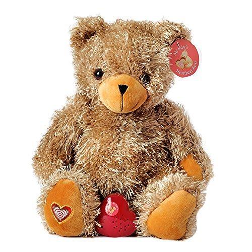 Tan Bear Heartbeat Bear Kit [parallel import goods]