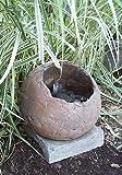 Athena Garden Small Oval Outdoor Fountain