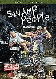 Swamp People: Season 5 [DVD]