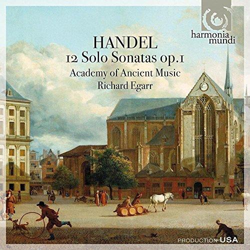 - Handel: 12 Solo Sonatas Op.1