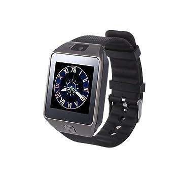 UKCOCO Bluetooth Smart Watch DZ09 Smartwatch GSM tarjeta SIM ...