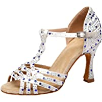 Jerilla Zapatos de Baile de salón para Mujer