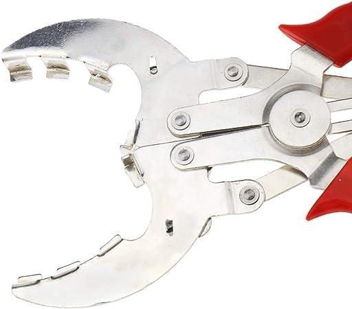 Kolbenring Zange Kolbenringzange 50 100mm Kolbenring Spannbänder Kolbenringspanner Set Baumarkt