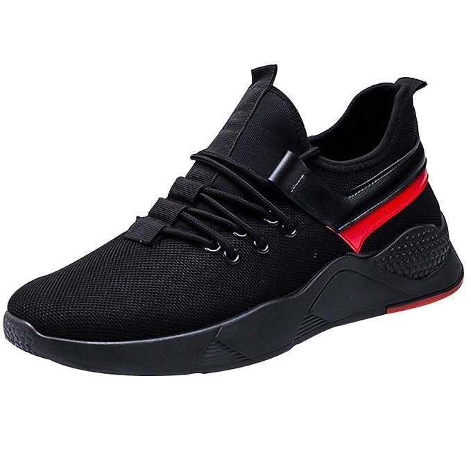 Mxjeeio 💖 Zapatillas para Correr para Hombres Zapatos ...