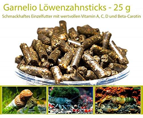 garnelio - Diente de león Sticks - 25 G - vitaminbome para ...
