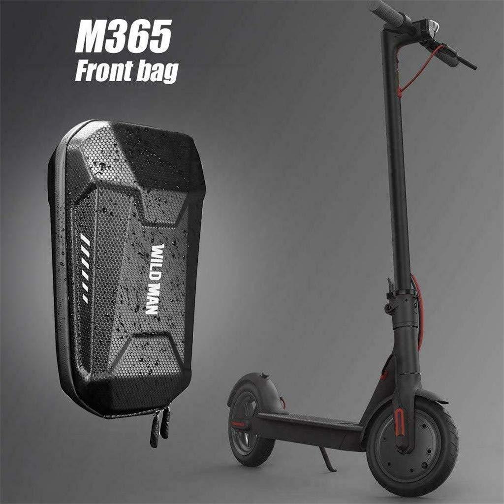 Maayun Bolsa de Almacenamiento para Xiaomi M365 ES1 ES2 ES3 ES4 Scooter eléctrico Delantero Bolsa de Transporte