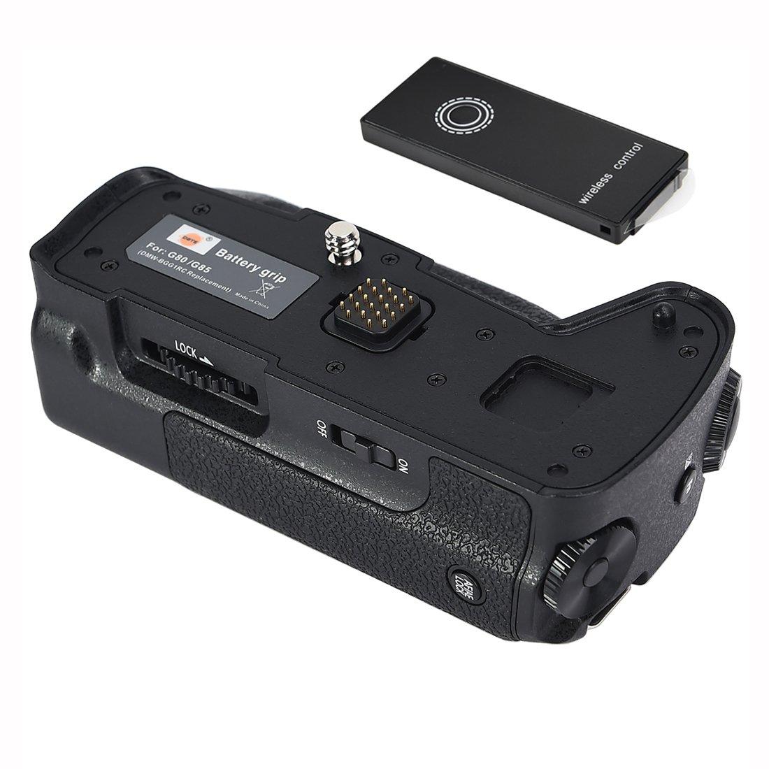 Vertical Battery grip DMW-BGG1 Replacement para Panasonic G80 G85