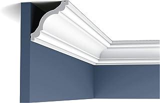 Cornice Soffitto e Parete aspetto stucco decorativo Cornicione Orac Decor CX123 AXXENT