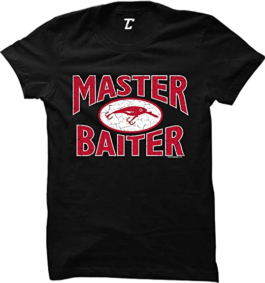a58402a6d Amazon.com  Master Baiter Women s T-shirt  Clothing