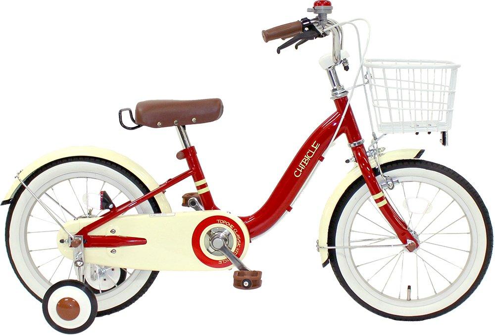 チビクル 16インチ子供用自転車