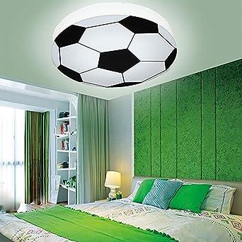 Kinderzimmer Licht Kreative Fussball Deckenleuchte Led